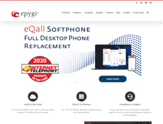 epygi.com screenshot