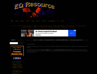 eqresource.com screenshot