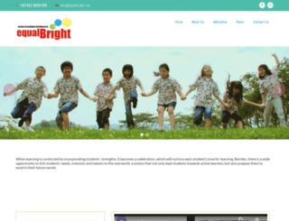 equalbright.com screenshot