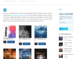 equalsounds.com screenshot