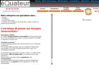 equateurpovo.com screenshot