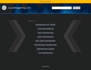 equestriagaming.com screenshot