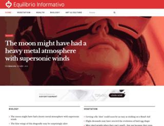 equilibrioinformativo.com screenshot