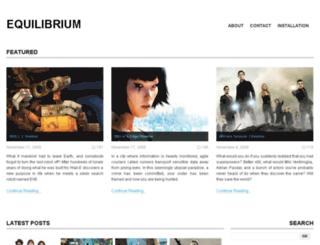 equilibrium.madebyon.com screenshot