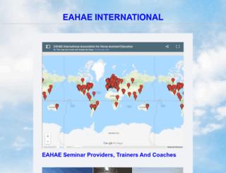 equineahaexperience.com screenshot