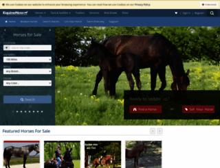 equinenow.com screenshot