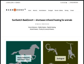 equinesunswitch.co.uk screenshot