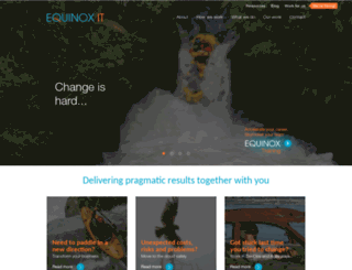 equinox.co.nz screenshot