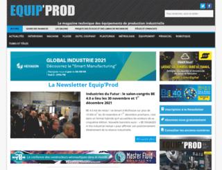 equip-prod.com screenshot