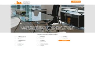 equipamientointegral.com screenshot