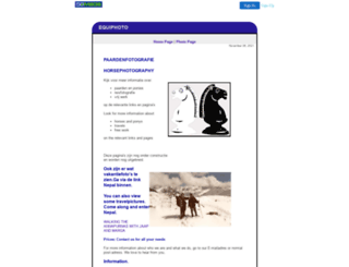 equiphoto.50megs.com screenshot