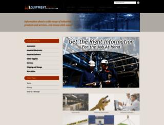 equipmentdirect.net screenshot