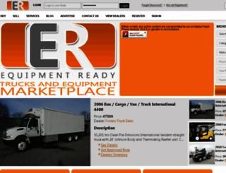 equipmentready.com screenshot
