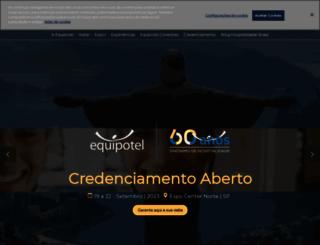 equipotel.com.br screenshot