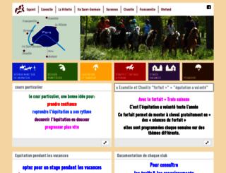 equivil.fr screenshot