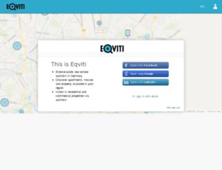 eqviti.com screenshot