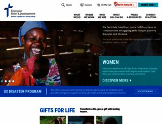 er-d.org screenshot