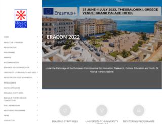 eracon.info screenshot