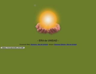 eradeunidad.org screenshot