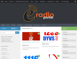 eradioportal.com screenshot