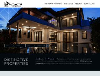 eradistinctiveproperties.com screenshot
