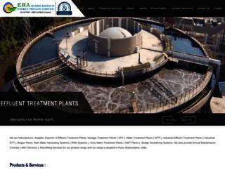 erahydrobiotech.com screenshot