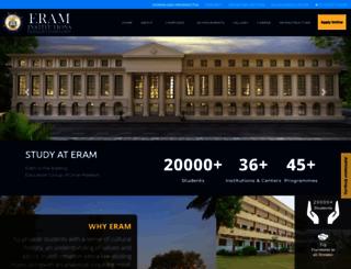 eramedu.org screenshot