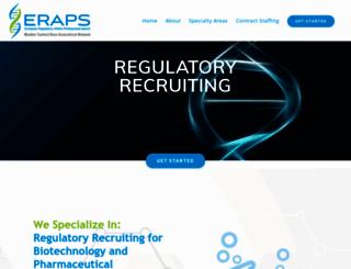 eraps.com screenshot