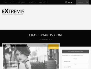 eraseboards.com screenshot