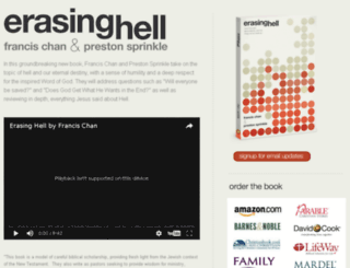 erasinghell.com screenshot