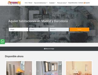 erasmusflat.com screenshot