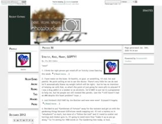 erastes.dreamwidth.org screenshot