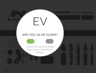 eravapes.com screenshot