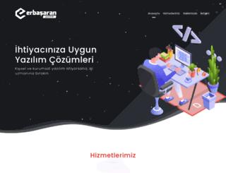 erbasaran.com screenshot