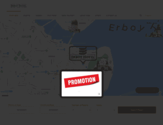 erboyhotel.com screenshot
