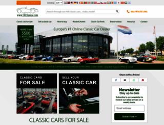 erclassics.com screenshot