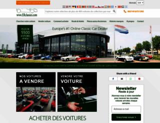 erclassics.fr screenshot
