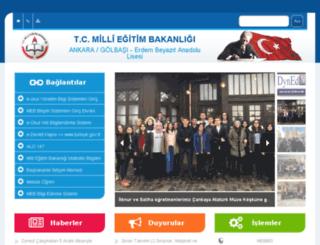 erdembayazit.meb.k12.tr screenshot