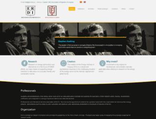 erdi.com.uy screenshot