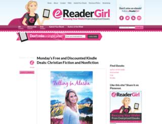 ereadergirl.com screenshot