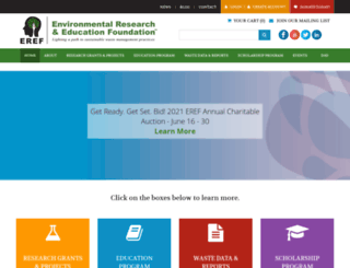 erefdn.org screenshot