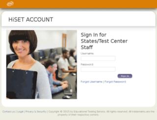 ereg-ext.ets.org screenshot