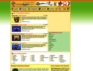 erenetoyun.com screenshot