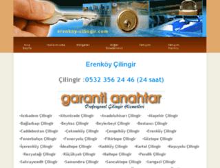 erenkoy-cilingir.com screenshot