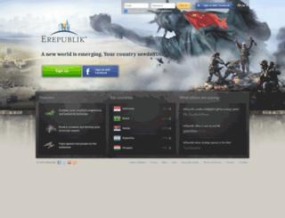 erepublik.net screenshot