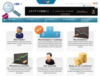 erepublikanalyzer.com screenshot