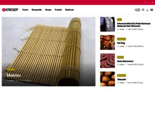eresep.com screenshot