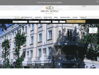eresin.com.tr screenshot