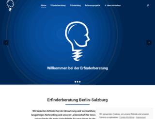 erfinderhaus.com screenshot