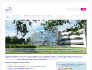 erfpp84.fr screenshot
